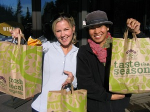 Personally Guided Organic Good Food Shopping Tour  PCC 006