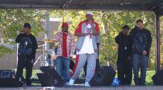 Solomon Wyatt & The Sanctified Solders ATK - Dre, Tmac, K-Strat - LIVE Seattle Center