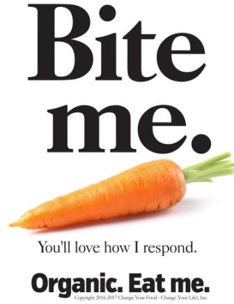 1a or organic carrot bite me 1-5-18 you'll love how i respondcw