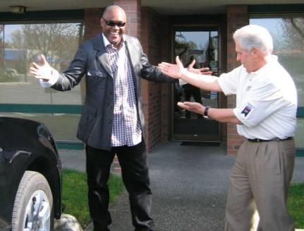 Heeerrre's Pastor Gary L. Wyatt!